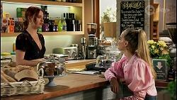 Nicolette Stone, Chloe Brennan in Neighbours Episode 8587