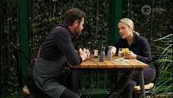 Shane Rebecchi, Roxy Willis in Neighbours Episode 8587