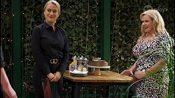 Shane Rebecchi, Roxy Willis, Sheila Canning in Neighbours Episode 8587