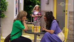 Jane Harris, Sheila Canning, Dipi Rebecchi in Neighbours Episode 8588