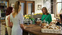 Nicolette Stone, Chloe Brennan, Jane Harris in Neighbours Episode 8588