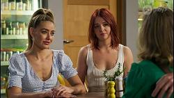 Chloe Brennan, Nicolette Stone, Jane Harris in Neighbours Episode 8588