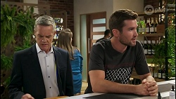 Paul Robinson, Ned Willis in Neighbours Episode 8590