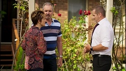 Susan Kennedy, Karl Kennedy, Toadie Rebecchi in Neighbours Episode 8590