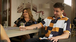 Terese Willis, Kyle Canning in Neighbours Episode 8591