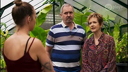 Bea Nilsson, Karl Kennedy, Susan Kennedy in Neighbours Episode 8591