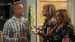 Paul Robinson, Jane Harris, Terese Willis in Neighbours Episode 8591
