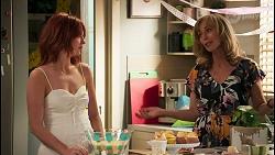 Nicolette Stone, Jane Harris in Neighbours Episode 8591