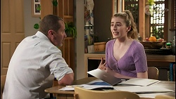 Toadie Rebecchi, Mackenzie Hargreaves in Neighbours Episode 8597