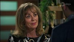 Jane Harris, Curtis Perkins in Neighbours Episode 8597