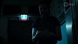 Curtis Perkins in Neighbours Episode 8598