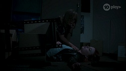 Jane Harris, Nicolette Stone in Neighbours Episode 8598