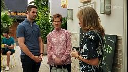 Court Officer, Susan Kennedy, Jane Harris in Neighbours Episode 8598