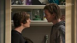 Emmett Donaldson, Brent Colefax in Neighbours Episode 8599