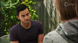 David Tanaka, Brent Colefax in Neighbours Episode 8599