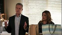 Paul Robinson, Terese Willis in Neighbours Episode 8600