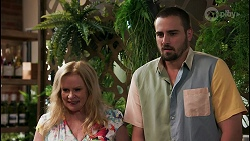 Sheila Canning, Kyle Canning in Neighbours Episode 8600