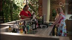 Sheila Canning 2, Sheila Canning in Neighbours Episode 8600