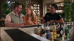 Kyle Canning, Roxy Willis, Yashvi Rebecchi in Neighbours Episode 8600