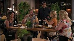 Bea Nilsson, Kyle Canning, Yashvi Rebecchi, Roxy Willis, Sheila Canning in Neighbours Episode 8600