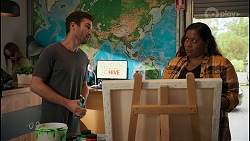 Ned Willis, Sheila Canning 2 in Neighbours Episode 8600
