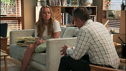 Harlow Robinson, Paul Robinson in Neighbours Episode 8600