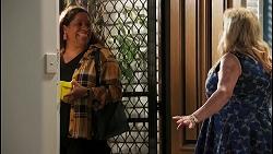 Sheila Canning 2, Sheila Canning in Neighbours Episode 8601