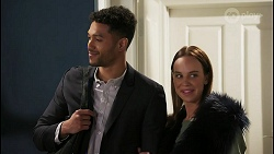 Levi Canning, Bea Nilsson in Neighbours Episode 8601