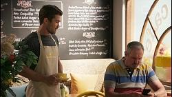 Ned Willis, Karl Kennedy in Neighbours Episode 8601
