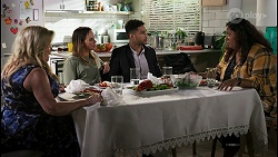 Sheila Canning, Bea Nilsson, Levi Canning, Sheila Canning 2 in Neighbours Episode 8601