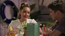 Chloe Brennan, Hendrix Greyson in Neighbours Episode 8601