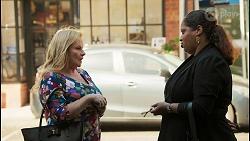 Sheila Canning, Sheila Canning 2 in Neighbours Episode 8601