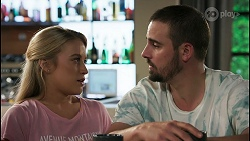 Roxy Willis, Kyle Canning in Neighbours Episode 8602