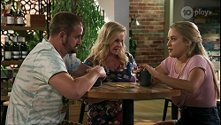 Kyle Canning, Sheila Canning, Roxy Willis in Neighbours Episode 8602