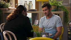 Sheila Canning 2, Ned Willis in Neighbours Episode 8602