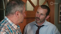 Karl Kennedy, Toadie Rebecchi in Neighbours Episode 8602