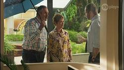 Karl Kennedy, Susan Kennedy, Toadie Rebecchi in Neighbours Episode 8603