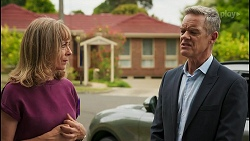 Jane Harris, Paul Robinson in Neighbours Episode 8603