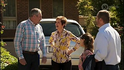 Karl Kennedy, Susan Kennedy, Nell Rebecchi, Toadie Rebecchi in Neighbours Episode 8604