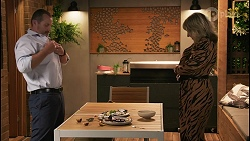 Toadie Rebecchi, Melanie Pearson in Neighbours Episode 8604