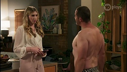 Mackenzie Hargreaves, Toadie Rebecchi in Neighbours Episode 8604