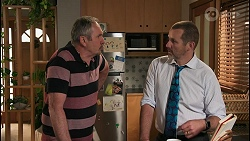 Karl Kennedy, Toadie Rebecchi in Neighbours Episode 8604