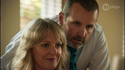 Melanie Pearson, Toadie Rebecchi in Neighbours Episode 8604