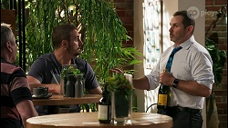 Karl Kennedy, Kyle Canning, Toadie Rebecchi in Neighbours Episode 8604