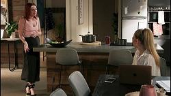 Nicolette Stone, Chloe Brennan in Neighbours Episode 8605