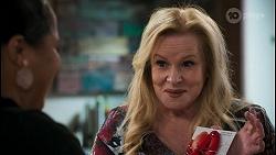 Sheila Canning 2, Sheila Canning in Neighbours Episode 8605