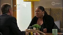 Paul Robinson, Sheila Canning 2 in Neighbours Episode 8605