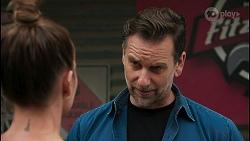 Bea Nilsson, Lucas Fitzgerald in Neighbours Episode 8605