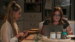 Chloe Brennan, Terese Willis in Neighbours Episode 8606