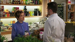 Susan Kennedy, Curtis Perkins in Neighbours Episode 8607